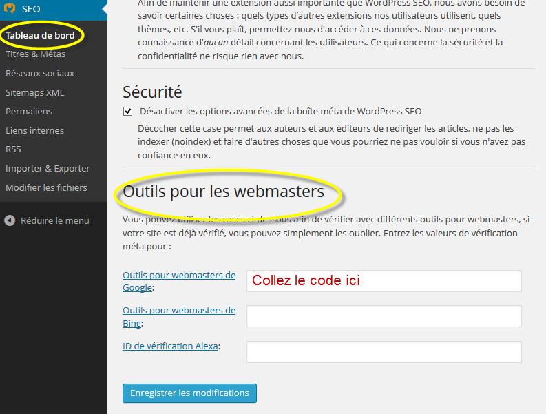 WordPress SEO