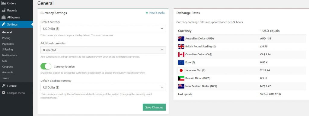 alidropship-currency-settings