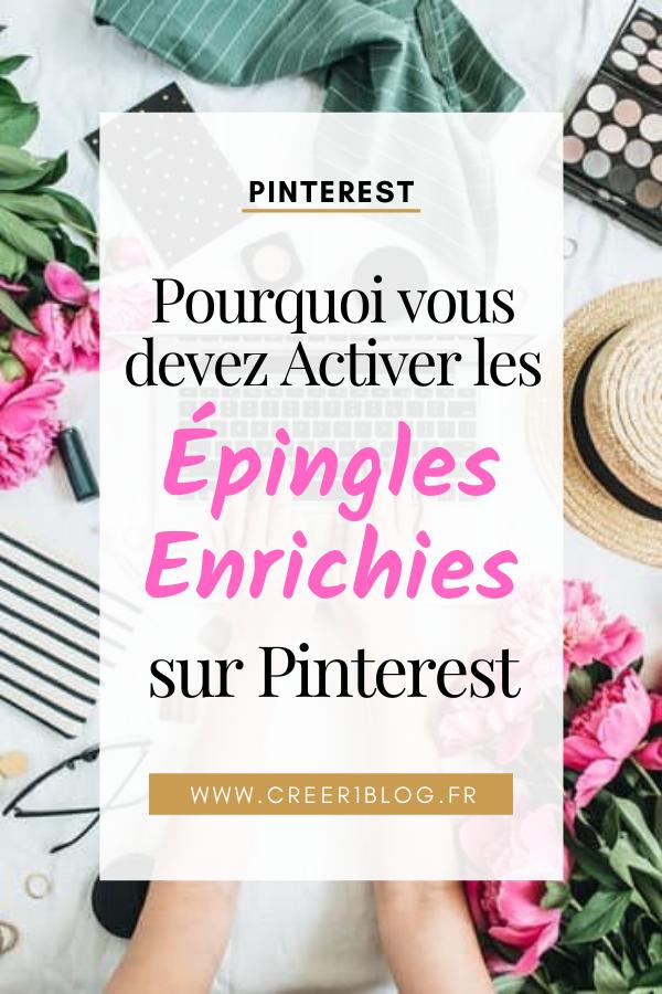 Les Épingles Enrichies Pinterest