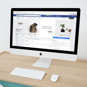 web design, facebook, facebook page
