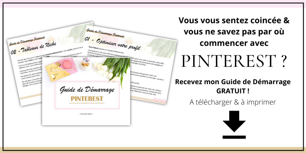 guide pinterest gratuit