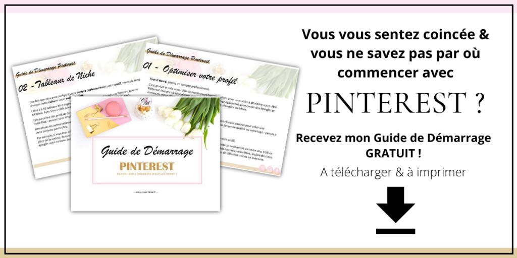 guide pinterest gratuit