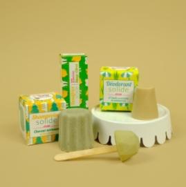 cadeau zero dechet : kit zero dechet salle de bain