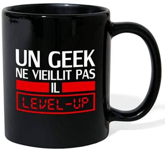 Cadeau mug pour Geel