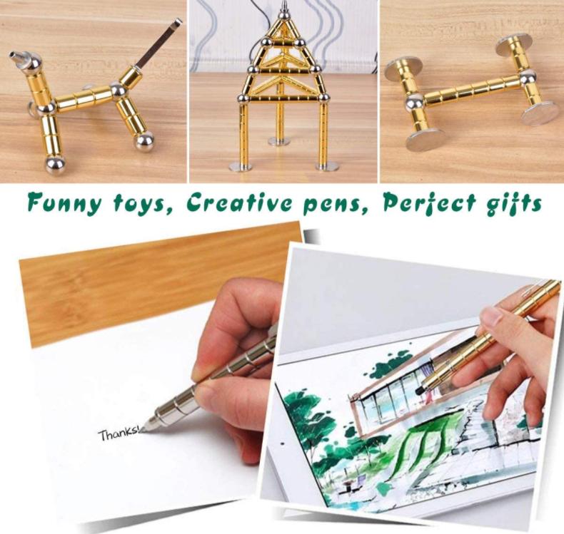 cadeau geek : stylo magnétique original