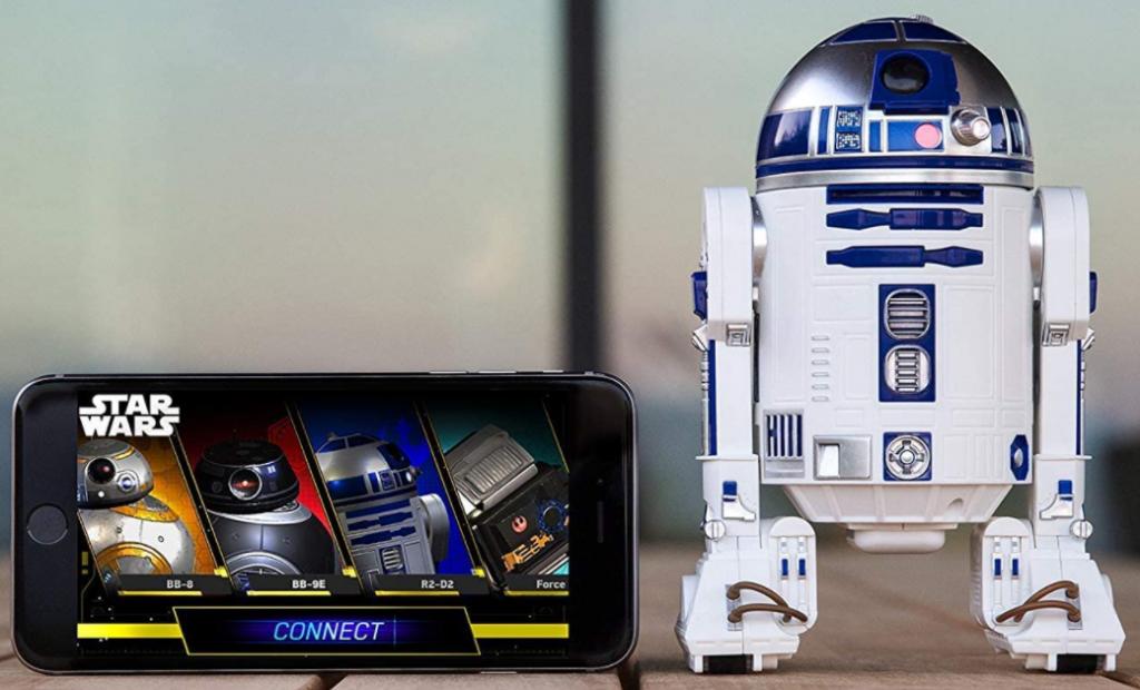 cadeau geek : droïde R2D2 Star Wars