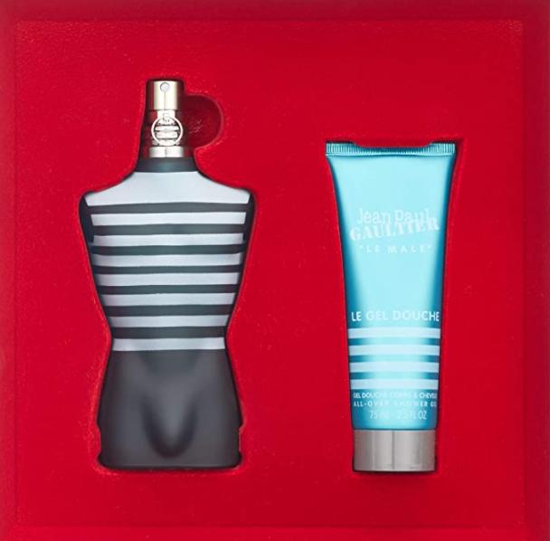 cadeau de noël pour homme : Coffret Cadeau Parfum le Mâle de Jean-Paul Gaultier