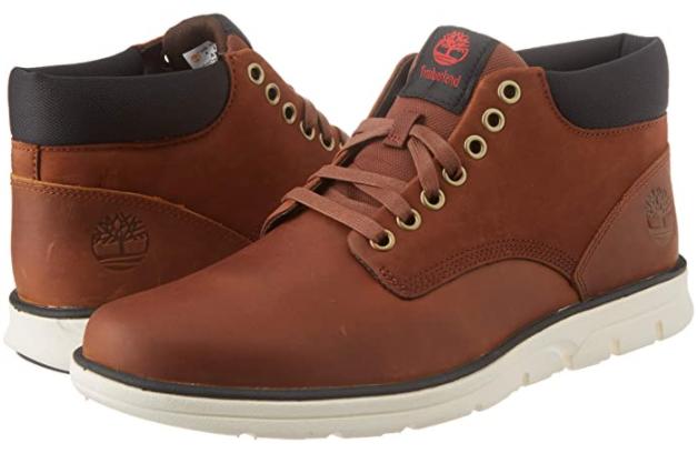 cadeau de noël pour homme : chaussures timberland