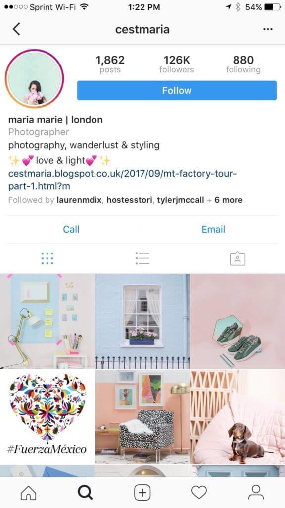 Plus d'abonnés instagram