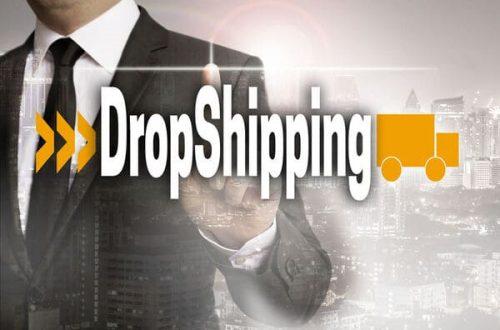 faire du dropshipping