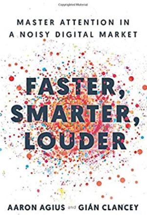 Faster, Smarter, Louder de Aaron Agius et Gian Clancey