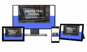 formation certifiante marketing digital