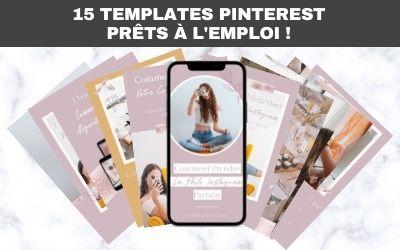 templates pinterest